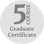 5 course certificate circle