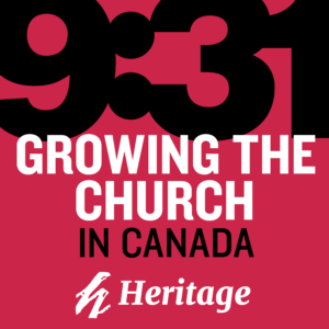Growing the Church In Canada logo