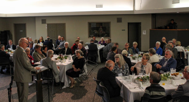 Central Baptist Seminary 70th Anniversary Dinner
