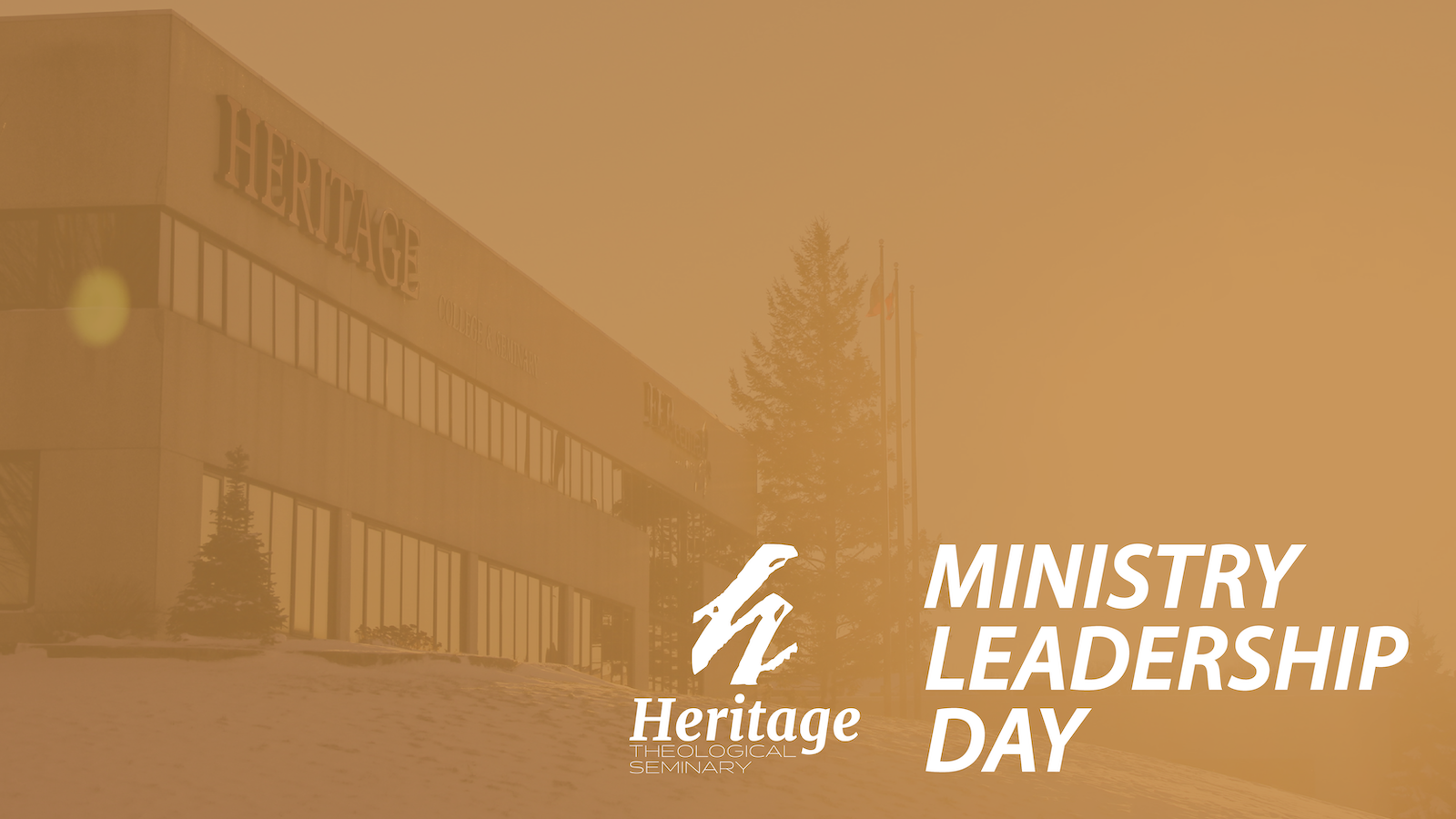 Announcing Ministry Leadership Day 2021