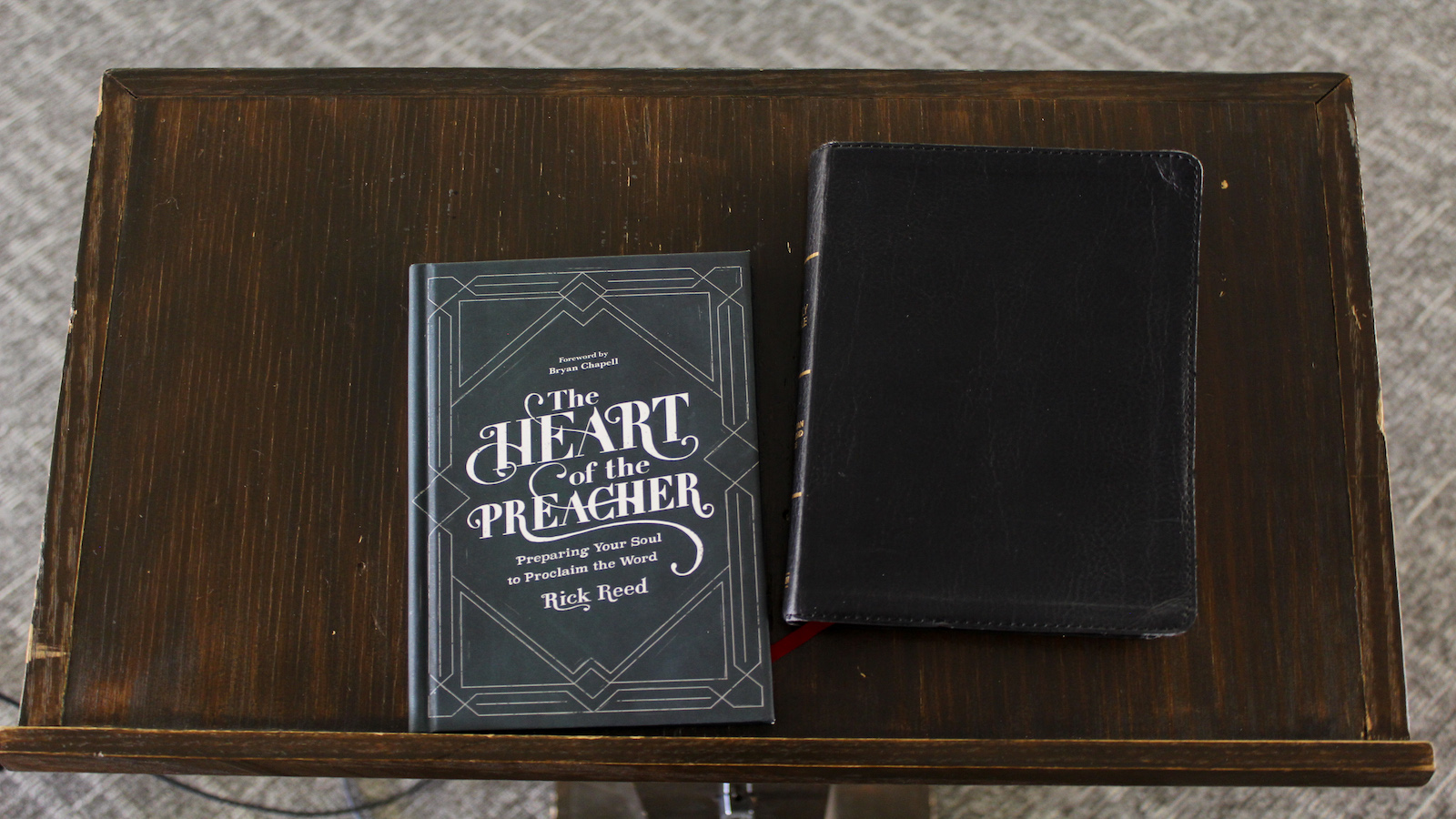 Forming the Heart of the Preacher