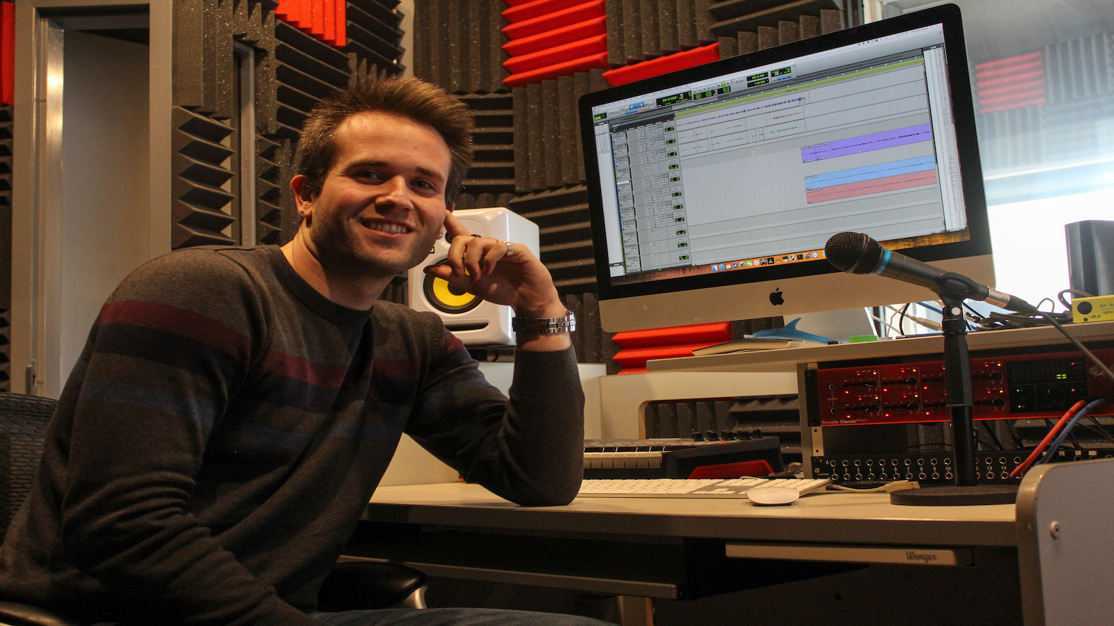 Learn Audio Engineering and Grow in Your Faith