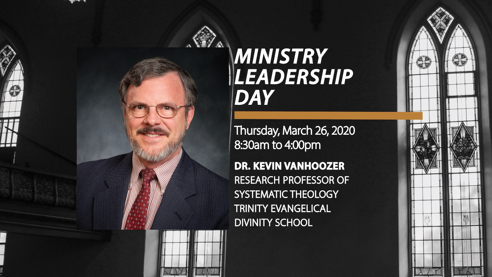 Join Us for Ministry Leadership Day 2020