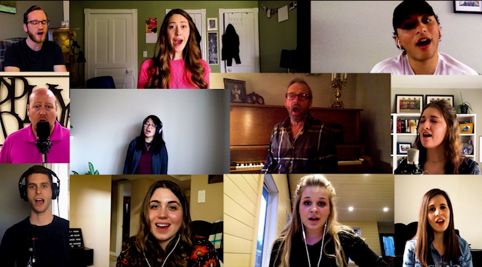"Heritage Music Department Presents ""Praise You in This Storm"" Cover From Home"