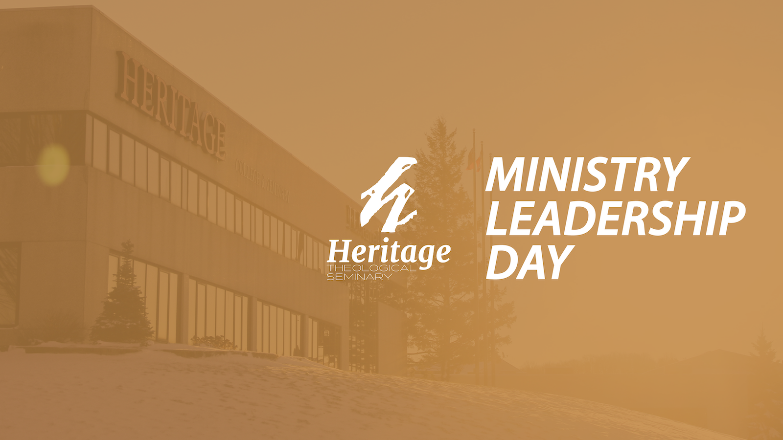 Ministry Leadership Day 2021 Welcomes Dr. Michael Pawelke